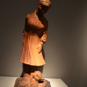 24 Exhibition view of Sculpture of Love - Memorial Exhibition of Works and Literature of the Couple Sculptors Wang Linyi and Wang Henei