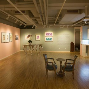 25 Exhibition View of In the Mood for Love – the Exhibition of Female Artists' Growth in Art Forms 290x290 - In the Mood for Love – the Exhibition of Female Artists' Growth in Art Forms is unveiled at the Gauguin Gallery at Wangjing SOHO