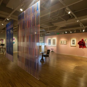 26 Exhibition View of In the Mood for Love – the Exhibition of Female Artists' Growth in Art Forms 290x290 - In the Mood for Love – the Exhibition of Female Artists' Growth in Art Forms is unveiled at the Gauguin Gallery at Wangjing SOHO