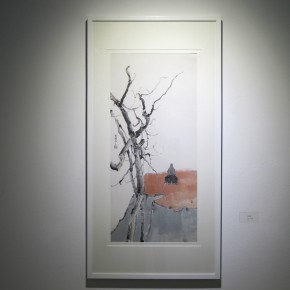 """26 Exhibition view of """"Collective with Individual – Youth New Ink Painting Nominated Exhibition"""" 290x290 - Young Painters """"Spiral"""" """"Winning"""": """"Collective with Individual – Youth New Ink Painting Nominated Exhibition"""" Debuted"""