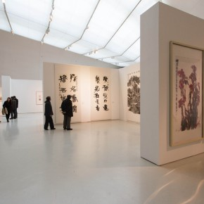 """30 Exhibition view of """"For Chinese Painting Round II""""  290x290 - """"Starting, Inheriting, Innovation and Integration"""" For Chinese Painting (Round II) Exhibition opened at CAFA Art Museum"""