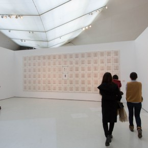 """31 Exhibition view of """"For Chinese Painting Round II""""  290x290 - """"Starting, Inheriting, Innovation and Integration"""" For Chinese Painting (Round II) Exhibition opened at CAFA Art Museum"""