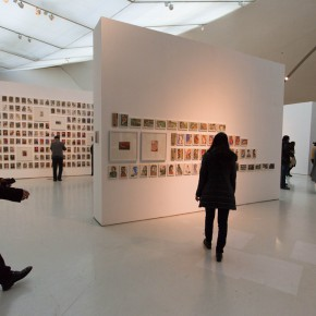 """32 Exhibition view of """"For Chinese Painting Round II""""  290x290 - """"Starting, Inheriting, Innovation and Integration"""" For Chinese Painting (Round II) Exhibition opened at CAFA Art Museum"""