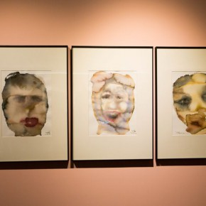 37 Chen Xi I am not me No. 2 Watercolor on paper 290x290 - In the Mood for Love – the Exhibition of Female Artists' Growth in Art Forms is unveiled at the Gauguin Gallery at Wangjing SOHO