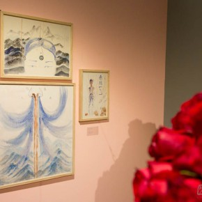 44 Geng Xue Mr. Sea 290x290 - In the Mood for Love – the Exhibition of Female Artists' Growth in Art Forms is unveiled at the Gauguin Gallery at Wangjing SOHO