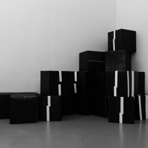 """Installation View of Wu Jiangs A Sheer Fabrication out of Nothing Series 02 290x290 - Hive Center for Contemporary Art presents """"A Journey in and out of Classic: Wu Jiang's Solo Show"""""""