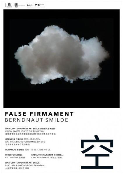 Poster of Berndnaut Smilde