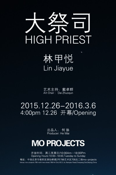 Poster of High Priest