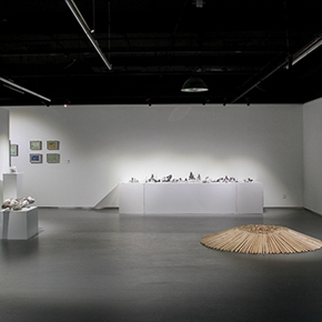 Oriented towards Society While Stimulating Innovation: 2015 Creative Achievement Exhibition