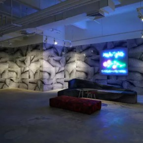 03 Exhibition View of Fragments Silkscreens of Daido Moriyama