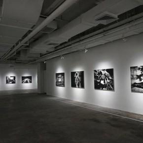 05 Exhibition View of Fragments Silkscreens of Daido Moriyama