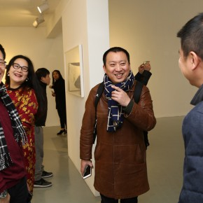 05 View of the Opening Ceremony of Dimension and Trajectory – Liu Yujie solo exhibition 290x290 - Dimension and Trajectory – Liu Yujie solo exhibition was unveiled at Amy Li Gallery
