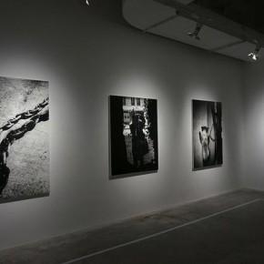 06 Exhibition View of Fragments Silkscreens of Daido Moriyama