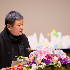 08 Zhao Li, Director of the Department of Art Administration at the Institute of Arts Administration and Education at CAFA
