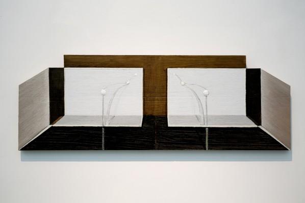 12 Exhibition View of Dimension and Trajectory – Liu Yujie solo exhibition