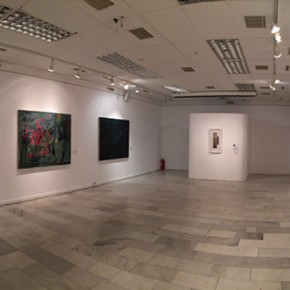 14 Exhibition View of Text of Imagery 290x290 - Text of Imagery: Chinese Contemporary Art Debuted in Greece