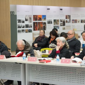 "15 Group photo of the honored guests attending the symposium 290x290 - ""Laying a Foundation: Wang Xun and Chinese Art History Discipline"" – To Commemorate the 100th Anniversary of Birth of Wang Xun"