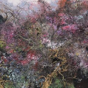 16 Hong Ling, Like a Rainbow, oil on canvas, 200 x 300 cm, 2015