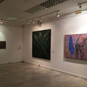 17 Exhibition View of Text of Imagery 290x290 - Text of Imagery: Chinese Contemporary Art Debuted in Greece