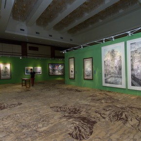"18 Exhibition view of ""Mountains and Rivers – Chinese Landscape on a Multi Dimensional level"" 290x290 - ""Mountains and Rivers – Chinese Landscape on a Multi-Dimensional Level "" was unveiled in Sanya"