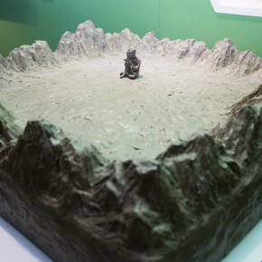 "20 Exhibition view of ""Mountains and Rivers – Chinese Landscape on a Multi Dimensional level"" 290x290 - ""Mountains and Rivers – Chinese Landscape on a Multi-Dimensional Level "" was unveiled in Sanya"