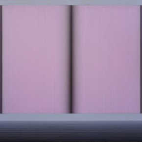 """20 Ju Fang Horizon One Page of Skin No. 2 2015 Oil on canvas 80x90cm 290x290 - Soka Art Center announces the group exhibition """"Post-80s Generation's Modernism"""" opening Jan. 9 in Beijing"""