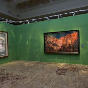 "21 Exhibition view of ""Mountains and Rivers – Chinese Landscape on a Multi Dimensional level"" 290x290 - ""Mountains and Rivers – Chinese Landscape on a Multi-Dimensional Level "" was unveiled in Sanya"