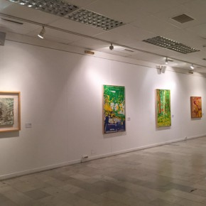 23 Exhibition View of Text of Imagery 290x290 - Text of Imagery: Chinese Contemporary Art Debuted in Greece
