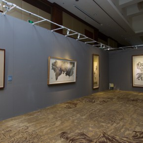 "23 Exhibition view of ""Mountains and Rivers – Chinese Landscape on a Multi Dimensional level"" 290x290 - ""Mountains and Rivers – Chinese Landscape on a Multi-Dimensional Level "" was unveiled in Sanya"