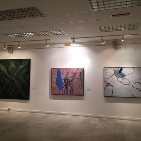 26 Exhibition View of Text of Imagery 290x290 - Text of Imagery: Chinese Contemporary Art Debuted in Greece