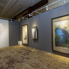 "26 Exhibition view of ""Mountains and Rivers – Chinese Landscape on a Multi Dimensional level"" 290x290 - ""Mountains and Rivers – Chinese Landscape on a Multi-Dimensional Level "" was unveiled in Sanya"