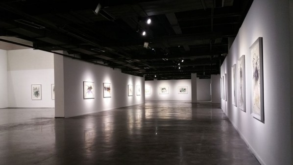 Exhibition View of GABARRON SOUL OF PAPER 03