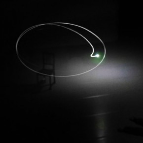 """Luxury Logico Serenity in the Dark 2016 Motors stainless steel LeD computer Dimensions variable 290x290 - Taipei Fine Arts Museum presents the group exhibition """"The Way Things Go"""""""