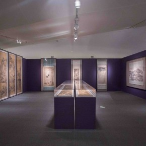 03 Display of the part of ancient paintings 290x290 - CAFA Art Museum Awarded Many Prizes by the 2015 National Art Museum Excellent Project