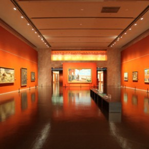 06 Exhibition view in the China Art Museum Shanghai 290x290 - CAFA Art Museum Awarded Many Prizes by the 2015 National Art Museum Excellent Project
