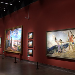 08 Exhibition view of the Jinling Art Museum Nanjing  290x290 - CAFA Art Museum Awarded Many Prizes by the 2015 National Art Museum Excellent Project