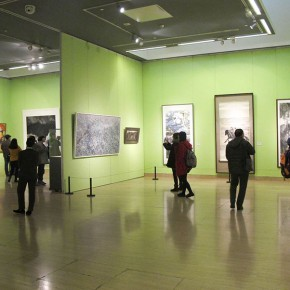"14 Exhibition view of "" The National Art Exhibition of the Great Unity of China"" 290x290 - Celebrating Chinese New Year by Art: National Art Museum of China launched three New Year Shows in 2016"