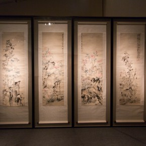 18 Exhibition view of The Dimension of Tradition 290x290 - Interview with Prof. Cao Qinghui: Thinking of the Trinity of Scientific Research, Teaching, and Planning