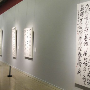 "21 Exhibition view of the ""Heritage of Calligraphy Invitation Exhibition of Contemporary Calligraphy in NAMOC"" 290x290 - Celebrating Chinese New Year by Art: National Art Museum of China launched three New Year Shows in 2016"