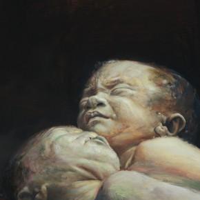 43 Lu Liang Angry Babies – Print 2010 290x290 - Lu Liang