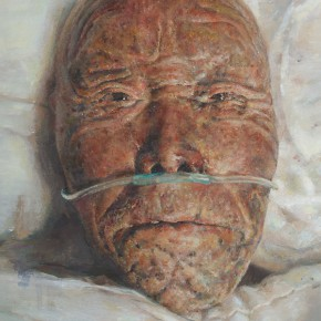 45 Lu Liang The Elder in the Pain – detail 2010 290x290 - Lu Liang
