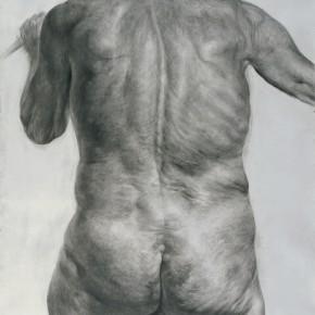 74 Lu Liang A View of an Old Man's Back 2005 290x290 - Lu Liang