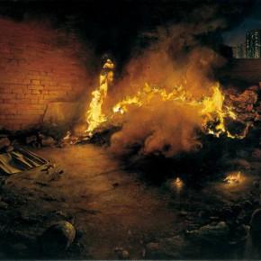 75 Lu Liang Burning 2005 290x290 - Lu Liang