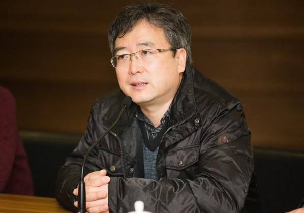 Curator Cao Qinghui