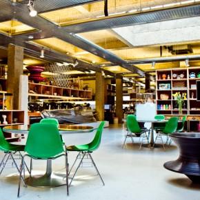 Heatherwick Studio Meeting Areas; Image Credit Heatherwick Studio, 2014