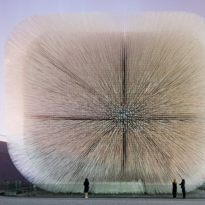 UK Pavilion Shanghai Shanghai World Expo China 2010 Exterior view of pavilion Image Credit Iwan Baan 2010 290x290 - New British Inventors: Inside Heatherwick Studio to be Presented at Taipei Fine Arts Museum