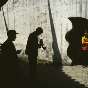 "Yu Garden Shanghai 1980 © Bruno Barbey and Beaugeste Gallery 290x290 - Shanghai Center of Photography announces ""Two Magnum Masters: Berry and Barbey"" opening March 12"