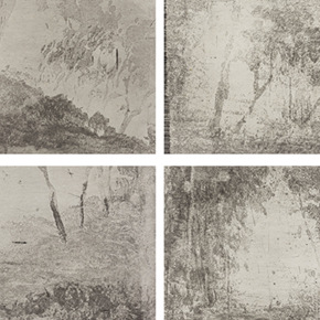 """Chambers Fine Art announces Yan Shanchun's """"West Lake"""" featuring his etchings and paintings"""