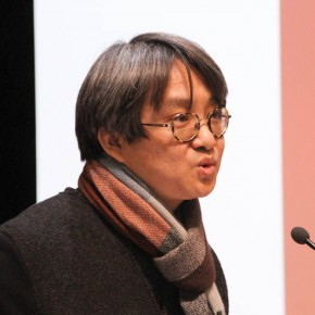 01 Director of Art Museum of Beijing Fine Art Academy Wu Hongliang served as the host 290x290 - The Wisdom of Development – Globalization and Localization of Design Education Forum II