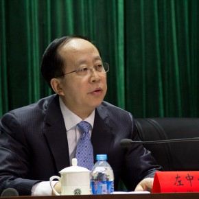 01 Mr. Zuo Zhongyi Vice President of the China Federation of Literary and Art Circles and Chief Curator of the Curatorial Committee of the Beijing Biennale 290x290 - The Silk Road and World's Civilizations: Press Conference on Preparations and Launch of the 7th Beijing International Art Biennale